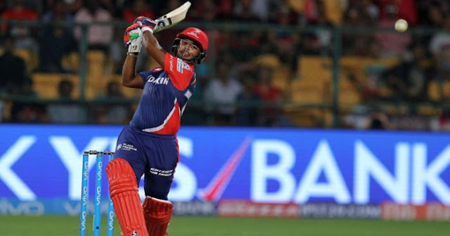 Rishabh Pant Youngsters who Impressed in IPL 2018