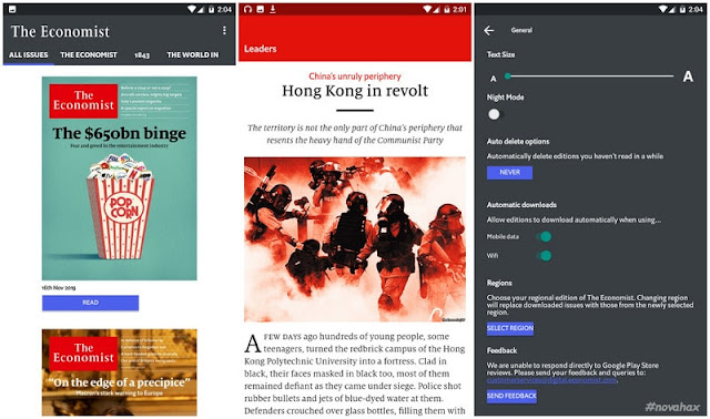 The economist premium subscribed APK