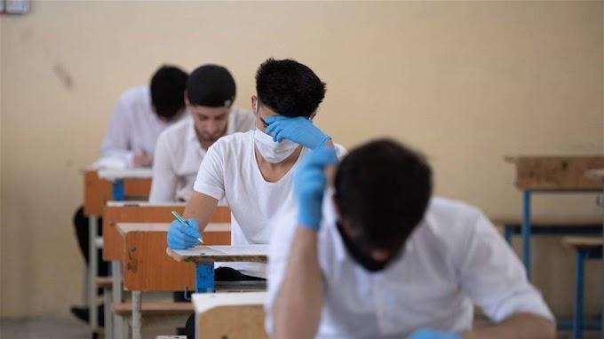 اليوم.. بدء الامتحانات الوزارية للصف الثالث المتوسط في عموم البلاد