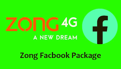 Zong facebook package - Zong Facebook Daily,Weekly and Monthly Packages 2020
