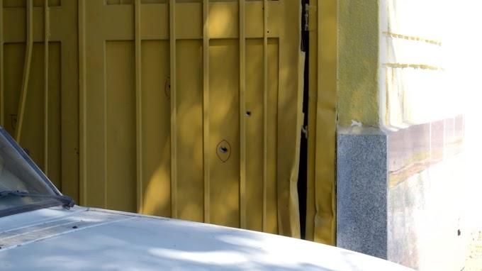 """11 impactos de bala tuvo la marmoleria atacada en Velez Sarfield: """"Desconocemos qué pasó"""""""