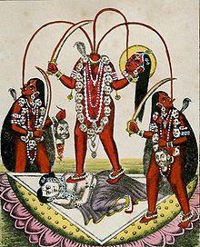 Chhinnamasta, Chinnamasta Sadhana, Chinnamasta Mantra