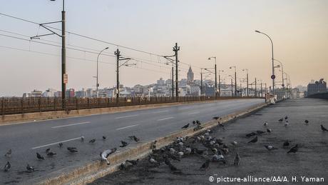 Τουρκία: Θα συνεχιστεί η γενική απαγόρευση της κυκλοφορίας;