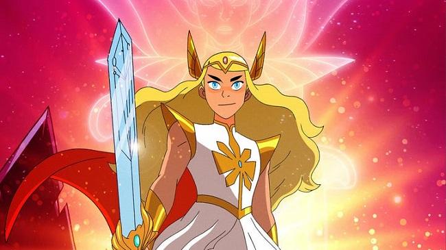 She-Ra e as Princesas do Poder /Netflix/Reprodução