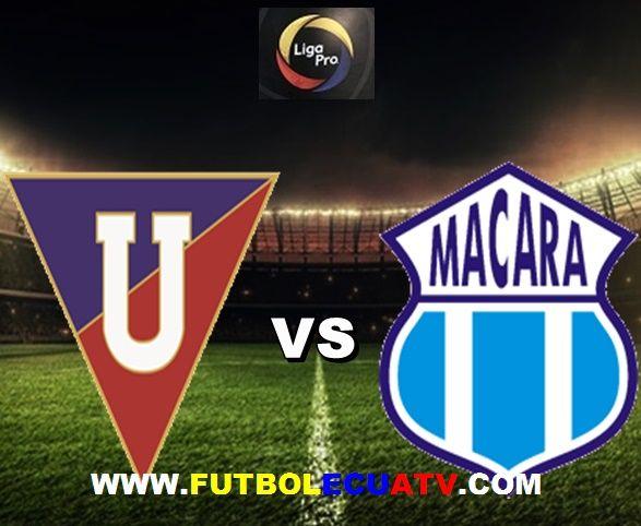 Liga de Quito recibe a Macará en vivo a partir de las 16:30 horario local a efectuarse en el estadio Rodrigo Paz Delgado prosiguiendo la fecha trece por la Serie A Ecuador, siendo el árbitro principal Omar Ponce Manzo con transmisión de los canales autorizados GolTV, DirecTV Sports y CNT.