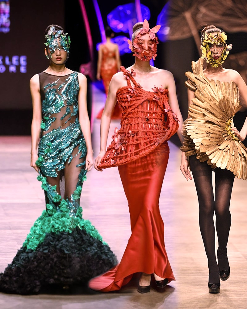 Vietnam International Fashion Week 2016- Day 3- Frederick Lee