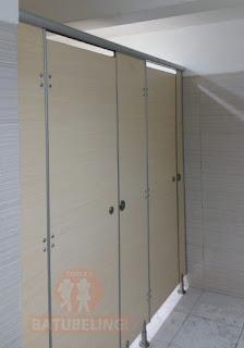 Proyek Cubicle Toilet PT Arta Boga Cemerlang Surabaya