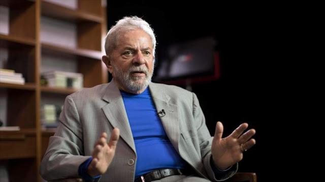 Confirmado: Lula da Silva pasará 17 años en la prisión