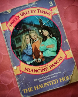 sweet valley twins # 3 created by francine pascal