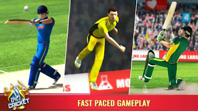 Epic Cricket Batting & Bowling Boosters