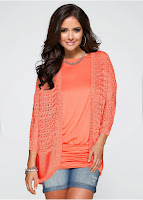 Jachetă tricotată de la BODYFLIRT (bonprix)