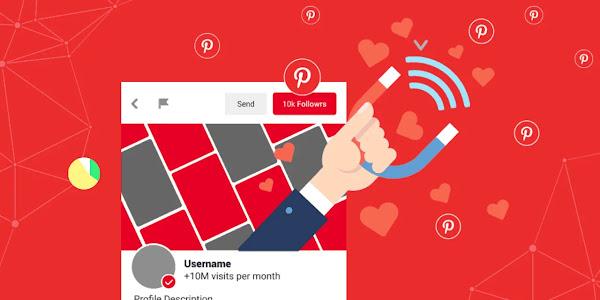 Cara Meningkatkan Jumlah Pengunjung Blog dengan Pinterest