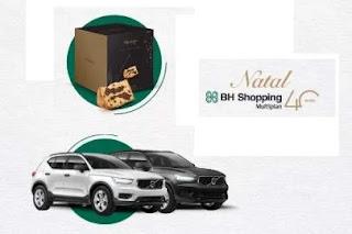 Promoção Shopping BH Natal 2019 Ganhe Panetone Concorra 2 Volvo XC40