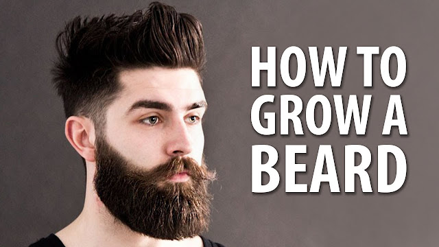 How to Grow Your Beard Faster