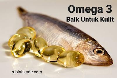 Omega 3 Baik Untuk Kulit - Omega Guard