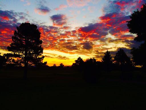 Sunrise @ PDS