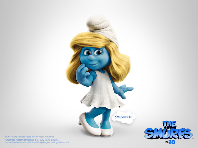 Smurf 3D Movie