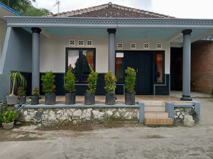 Moce Homestay Kota Batu Malang Dekat Jatim Park