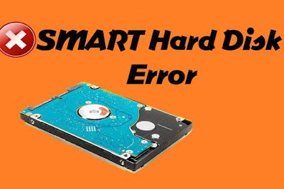 5 Simple Ways to Fix SMART Hard Disk Error | 301 Solutions