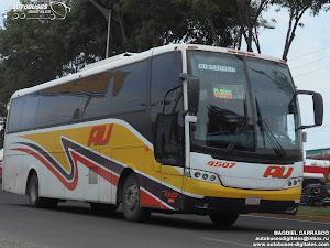Busscar Visstabuss Hi. Autobuses Unidos