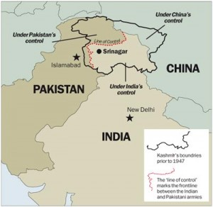 la proxima guerra frontera china india border cachemira tibet