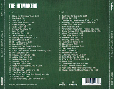 The Hitmakers - The Complete 1963 - 1968 (2СD)