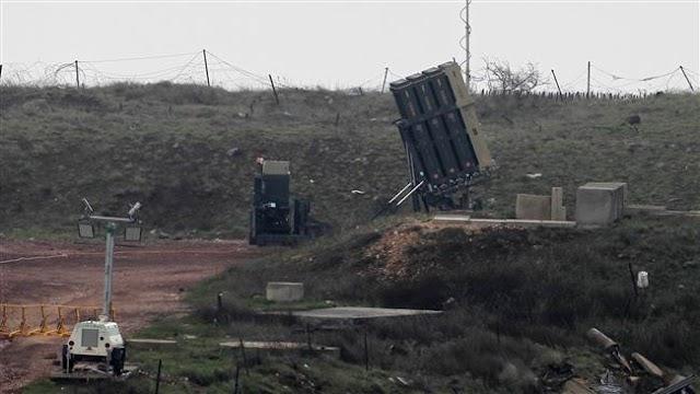 Israel deploys missiles weeks after bombing Gaza lifeline tunnel