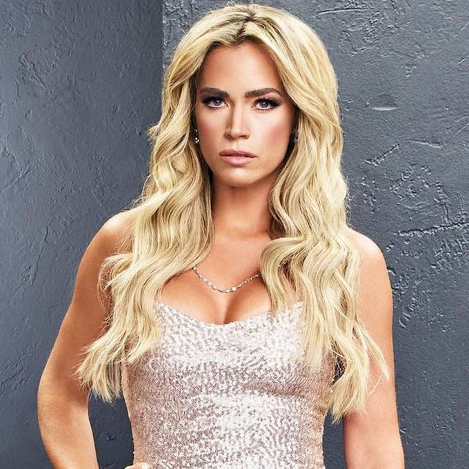 Teddi Mellencamp Arroyave Is Reportedly Getting Fired From The Real Housewives Of Beverly Hills!