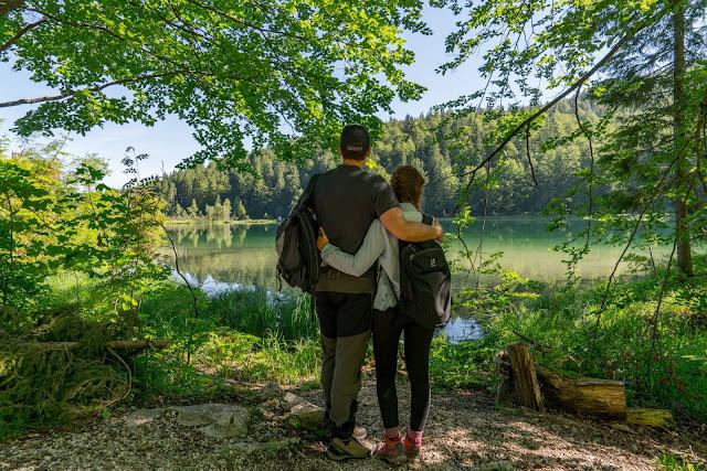 Almwanderung Inzell | Bergwald- Erlebnispfad - Frillensee - Steineralm 16