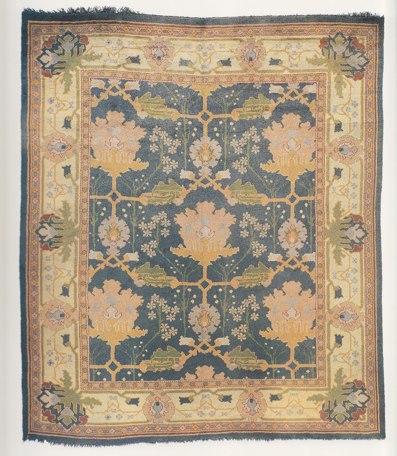 Arts And Crafts Rugs Pottery Barn: Laurelhurst Craftsman Bungalow: Craftsman Rug Research