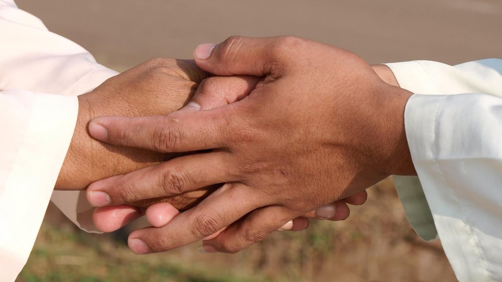 Pengertian JAbat Tangan dan simbol