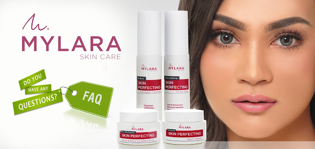 Frequently Asked Question (FAQ) - MYLARA Skin Care