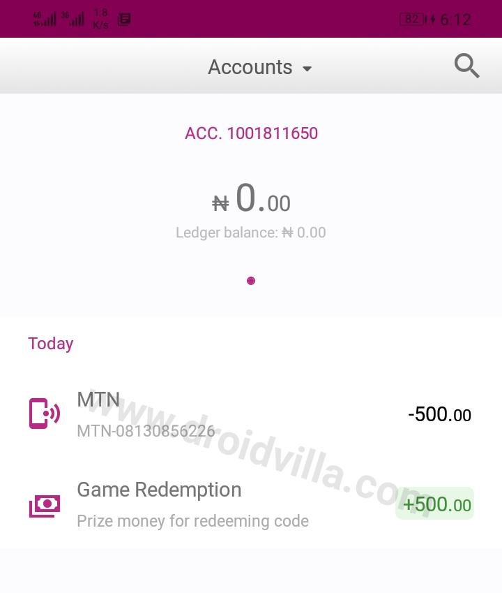 Vbank by vfd mfb free N500