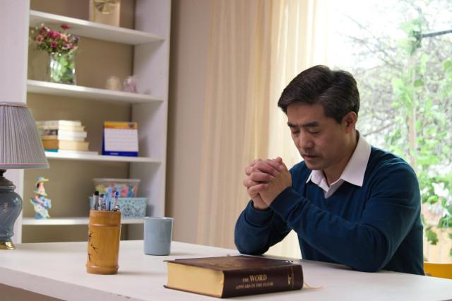 神語帶領, 順服神, 禱告神