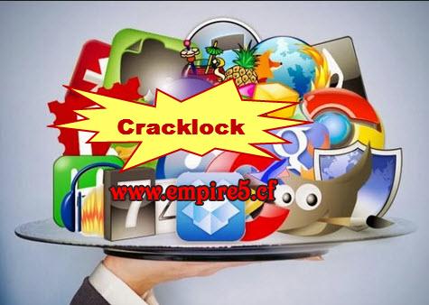تحميل برنامج Cracklock لكسر المدة التجربية للبرامج وتشغيلها الى مدة الحياة مجانى برابط مباشر