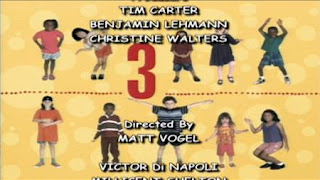 Sesame Street Preschool is Cool, Counting With Elmo credits