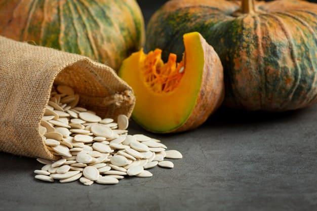 Health benefits of honey pumpkin seeds
