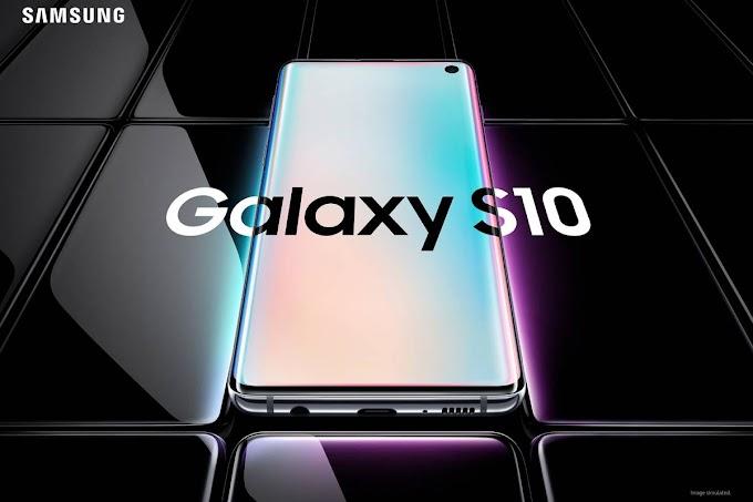 Sorteio de Um Samsung Galaxy S10 Plus Participe!