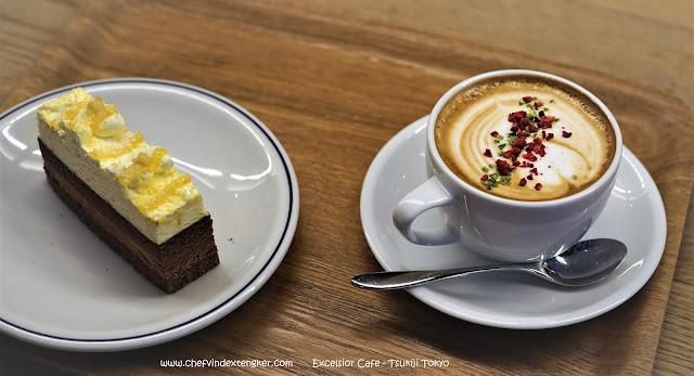 EXCELSIOR CAFÉ – TSUKIJI TOKYO, vindex tengker