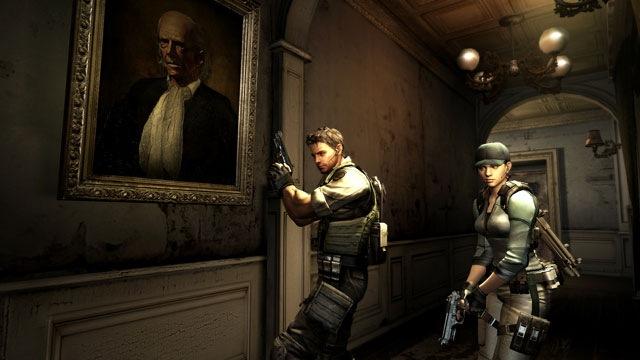 La historia de Resident Evil 5 Jill chris