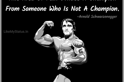 21 Life Fitness Motivation Quotes With Image In English...