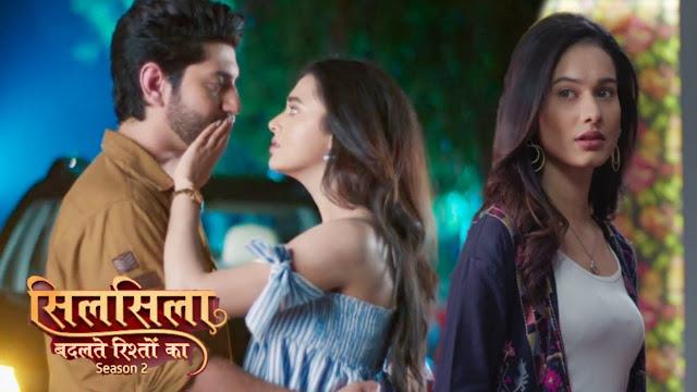 Heartbroken Twist : Pari shattered with Ruhaan Mishti's betrayal in Silsila Badalte Rishton Ka