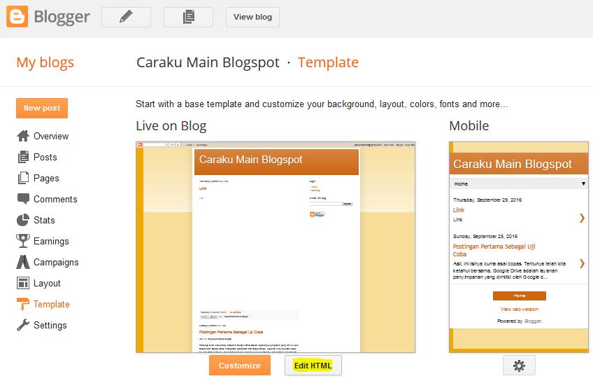 cara membuat related post artikel terkait di blog