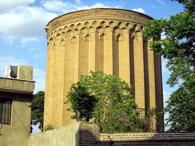 Objek Wisata Soltaniyeh Dome