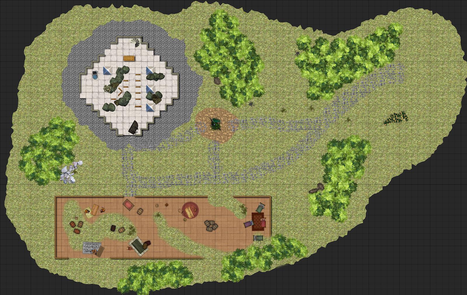 Aventura para Dungeons & Dragons - El Libro de las Almas - Exterior