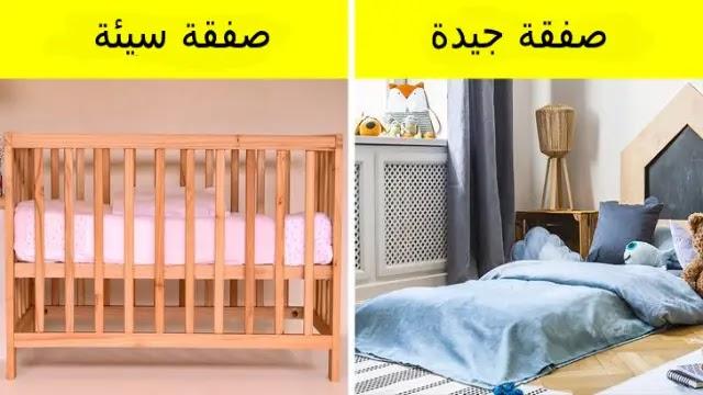 10 أخطاء شائعة يجب تجنبها عند تزيين غرفة نوم طفلك