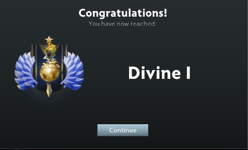 dota 2 divine medal