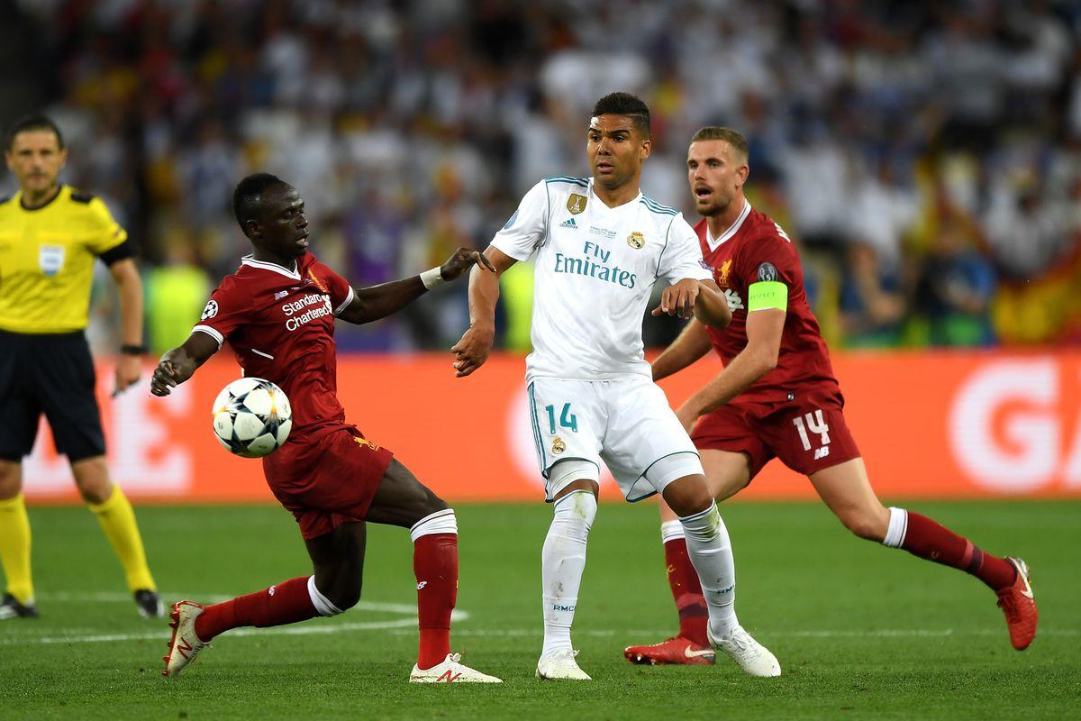 موعد مبارا  ريال مدريد وليفربول ضمن اياب ربع نهائي دوري ابطال اوروبا