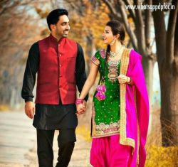 Punjabi couple images for whatsapp dp