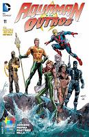 Aquaman e os Outros #11